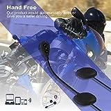 Baile Upgraded Version Wierless Motorcycle Helmet