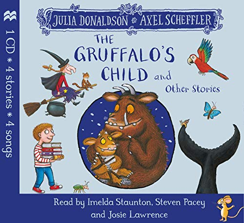 The Gruffalo's Child and Other Stories CD ()