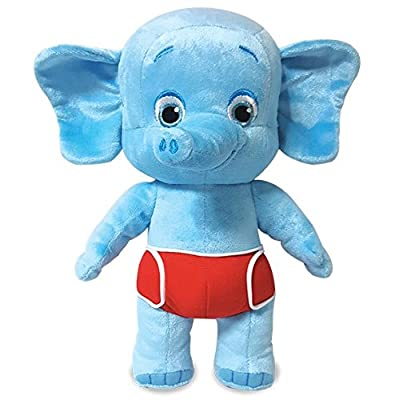 "Snap Toys Word Party - Bailey 7"" Stuffed Plush Baby Elephant from The Netflix Original Series - 18+ Months: Toys & Games"