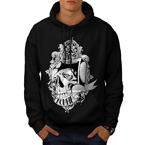 Zombie Skull Coffin Dead Rising Men NEW S Hoodie | Wellcoda (Voodoo Queen Costume)