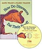 How Do Dinosaurs Eat Their Food?, Jane Yolen, 0545117550