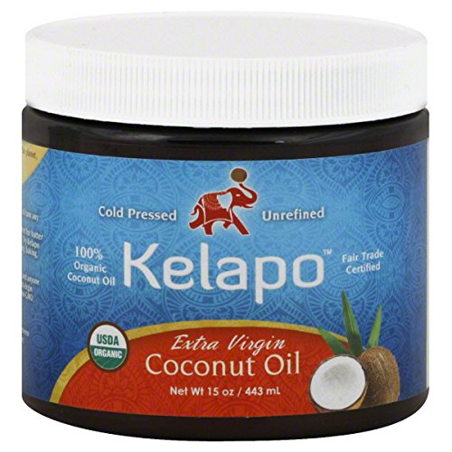 Kelapo Extra Virgin Coconut 15 Ounce