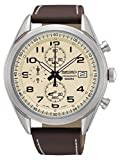 Seiko Chrono SSB273P1 Mens Chronograph Solid Case