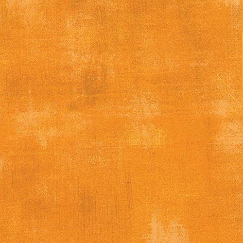 Moda Basic Grey Grunge Quilt Fabric Yellow Gold Style 30150/260