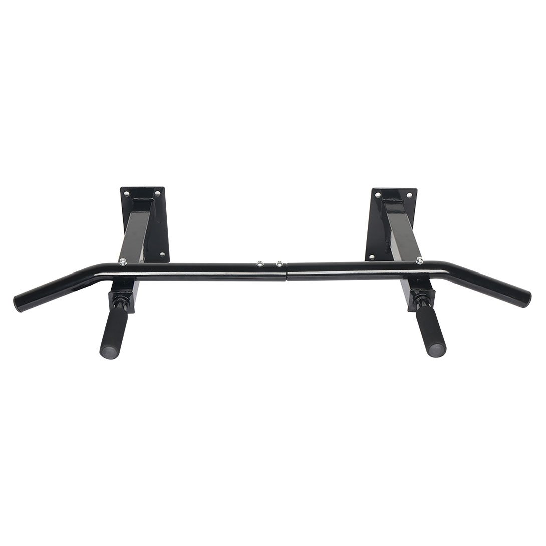 Funmall Wall Mounted Chin Up Bar Pull Up Bar Home Gym Exercise Strength Training Bar by Funmall