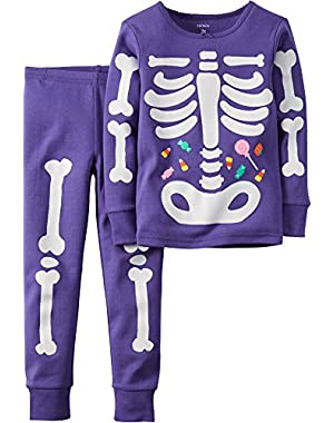 Skeleton PJ Set (Baby)