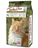 Tender & True Cat Food, Organic, Chicken & Liver Dry