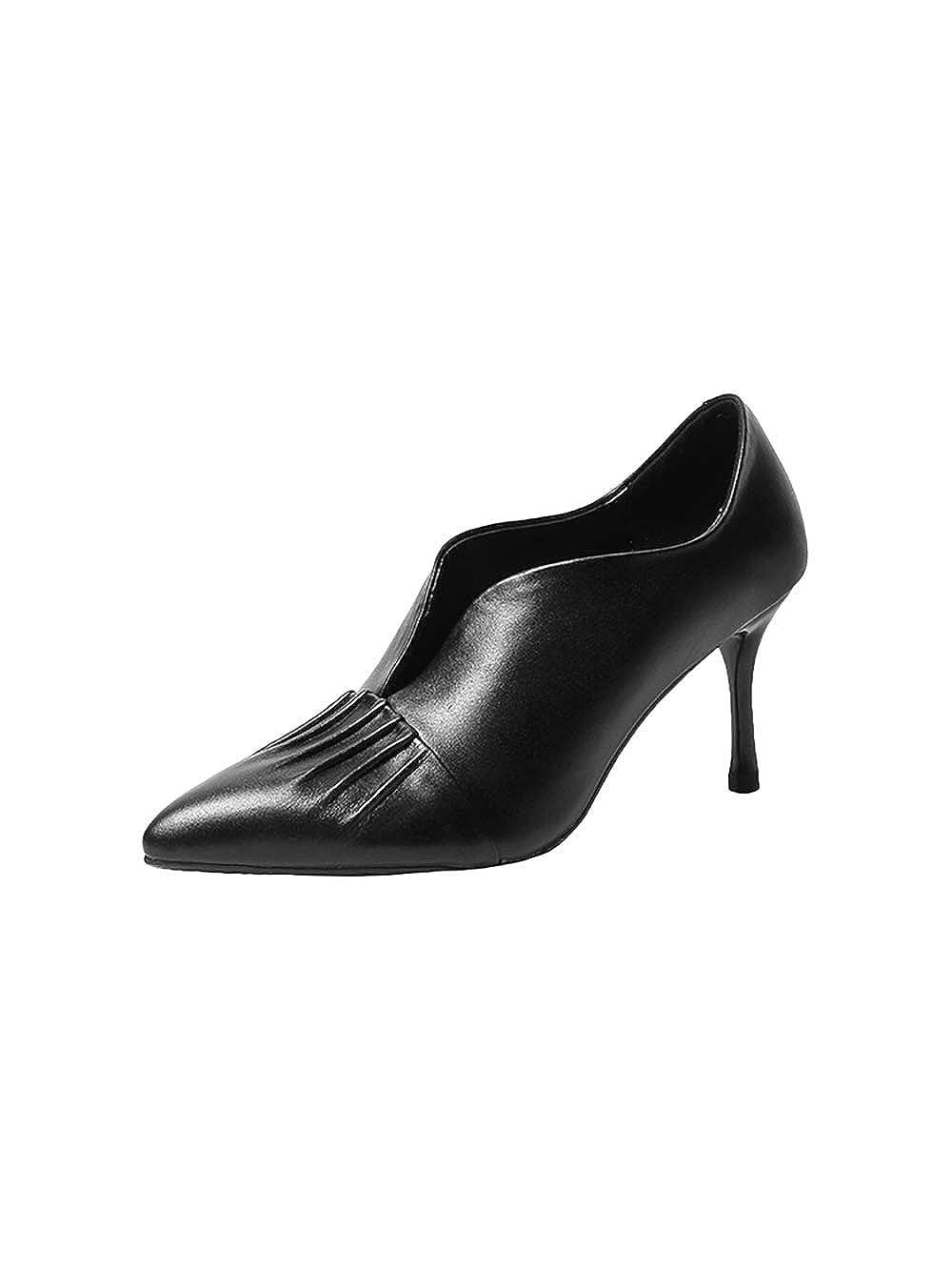 Vaneel Damen vadxpt 7CM Stiletto Schlüpfen Pumps Schuhe