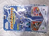 Medarot collection ace horn vs-green-blue (Medafosu) Medabots Acehorn vs Rokusho (silver) Figures parallel import goods