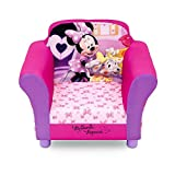 Disney Toddler Girl's Upholstered Chair - Minnie Mouse