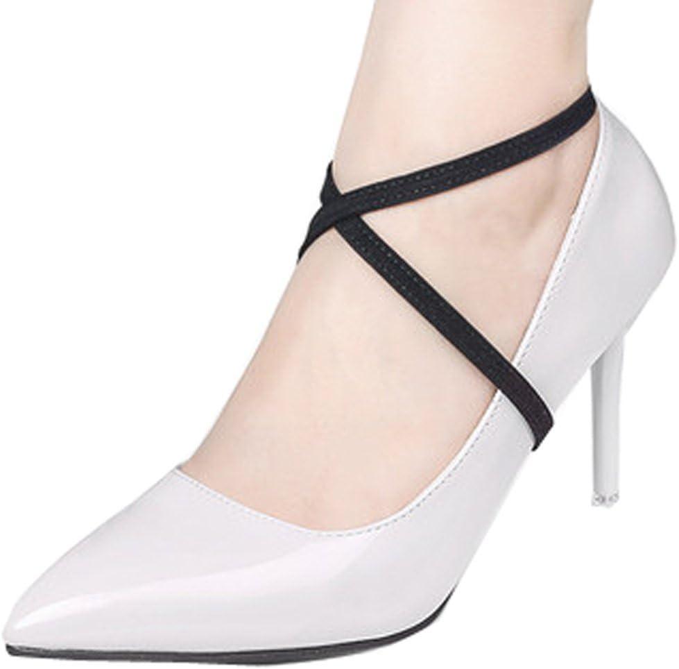 Cinturini attaccabili alla caviglia per tacchi alti