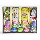 Madelaine Chocolate Bunny Hutch Gift Box