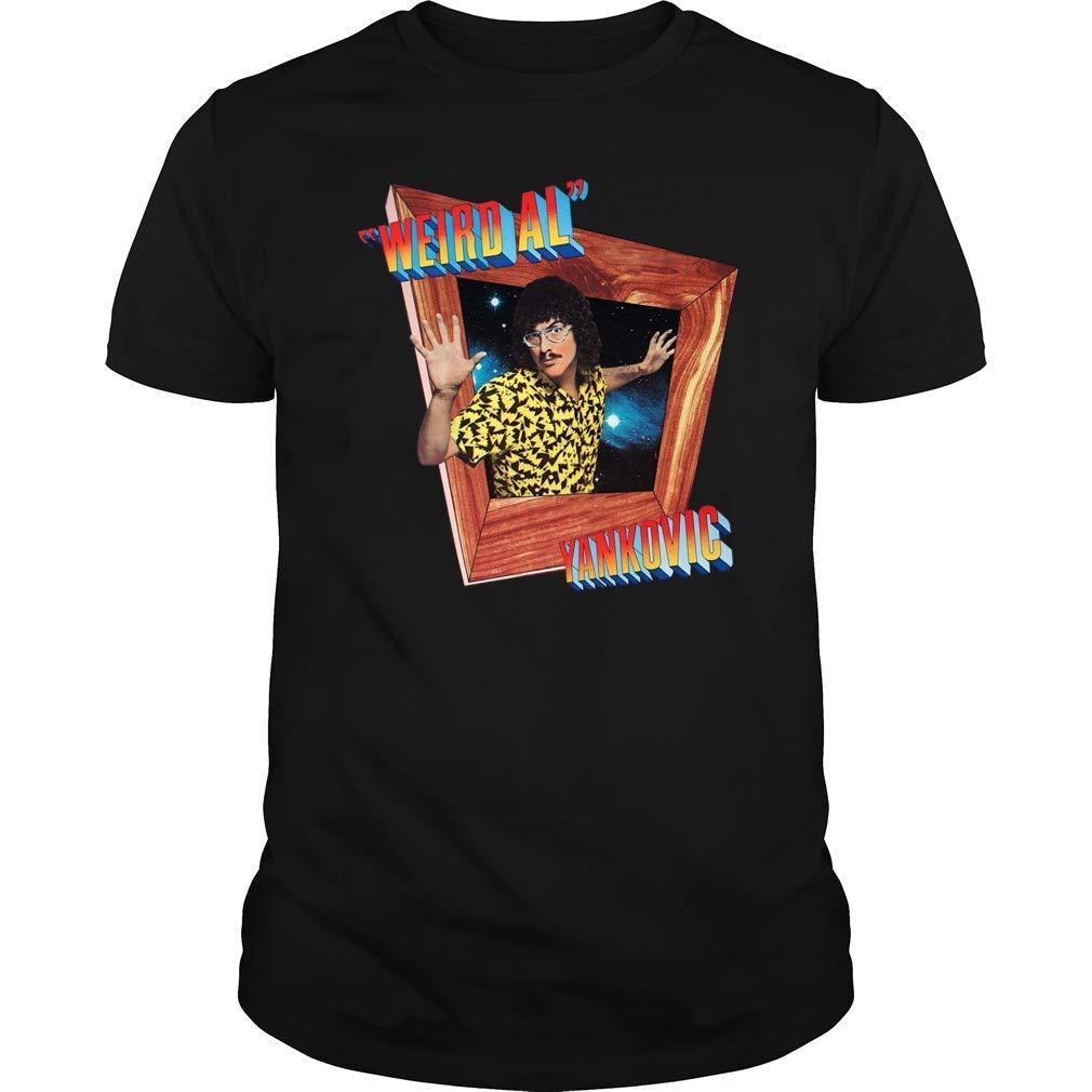 Gearliness Weird Al Yankovic T Shirt