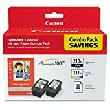 Canon PG-210 XL and CL-211 XL Ink a