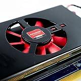 AMD-Radeon-HD-7570-1GB-GDDR5-PCIe-x16-DVI-DisplayPort-Video-Card-Dell-4C5DK-Low-Profile