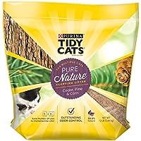 Purina Tidy Cats Cedar, Pine & Corn Cat Litter - (1) 12 lb. Bag
