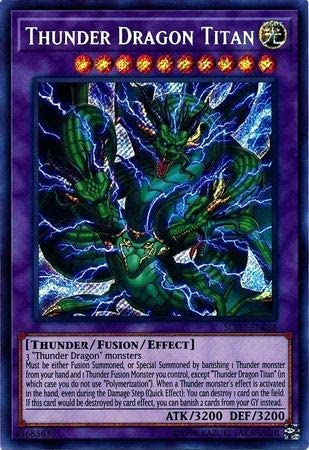 Thunder Dragonhawk SOFU-EN020 YUGIOH Unlimited Edition NM! Ultra Rare