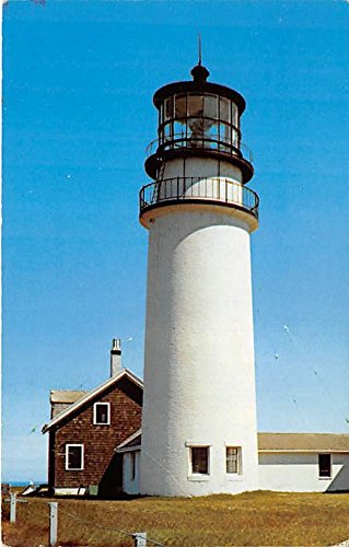 - Highland Light Cape Cod Massachusetts Postcard