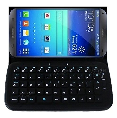 Wireless Bluetooth Keyboard for Samsung Galaxy S6 (G920) Smartphone, Samsung Galaxy S6 Portfolio Flip Case Kits.
