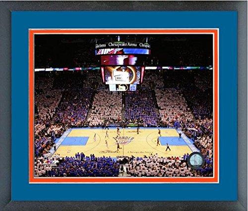 Chesapeake Energy Arena Oklahoma City Thunder NBA Stadium Photo (Size: 18