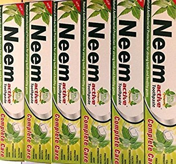 Price comparison product image Neem Active Toothpaste- 200g X 6