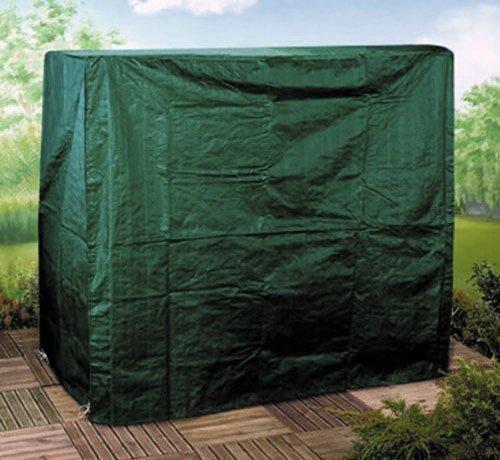 Heavy Duty Waterproof 3 Seater Swinging Garden Hammock Cover with Zips