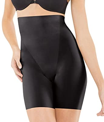 c4b46d4230 SPANX Women s Trust Your Thinstincts High Waisted Mid Thigh Shaper at Amazon  Women s Clothing store