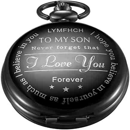 LYMFHCH Pocket Watch,