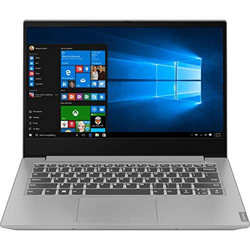 Lenovo Ideapad S340-14API 14″ Full HD Laptop AMD Ryzen 3 3200U, 8GB RAM, 256GB SSD, Windows 10 S, AMD Radeon Vega 3 Graphics, Grey – 81NB00CAUK