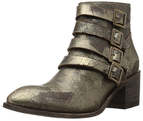 Five Worlds by Cordani Women's Sancho Western Boot, Bronze, 7.5 M US
