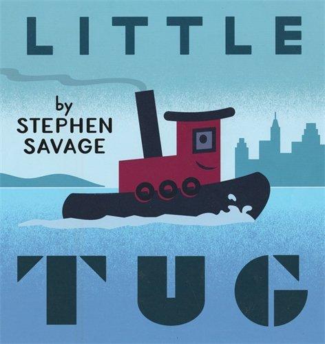 Little Tug [Stephen Savage] (Tapa Dura)
