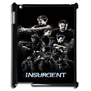 Insurgent S-N-Y3060120 Ipad2,3,4 Phone Back Case Personalized Art Print Design Hard Shell Protection