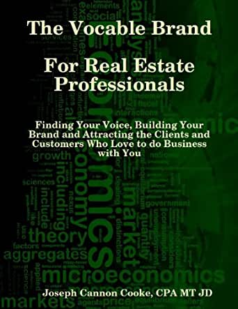 The Vocable Brand - For Real Estate Professionals