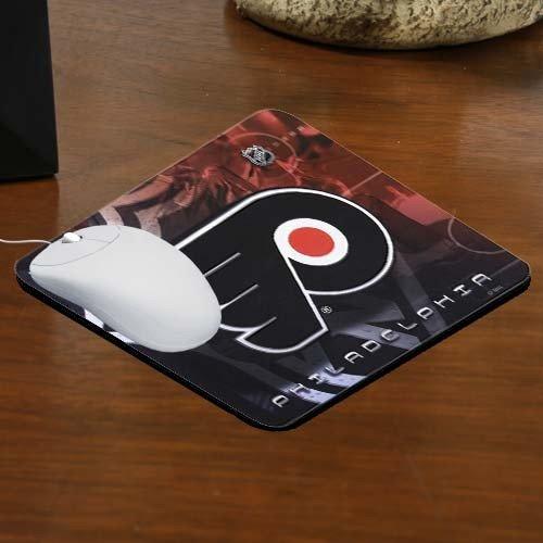 nhl-philadelphia-flyers-team-logo-neoprene-mouse-pad