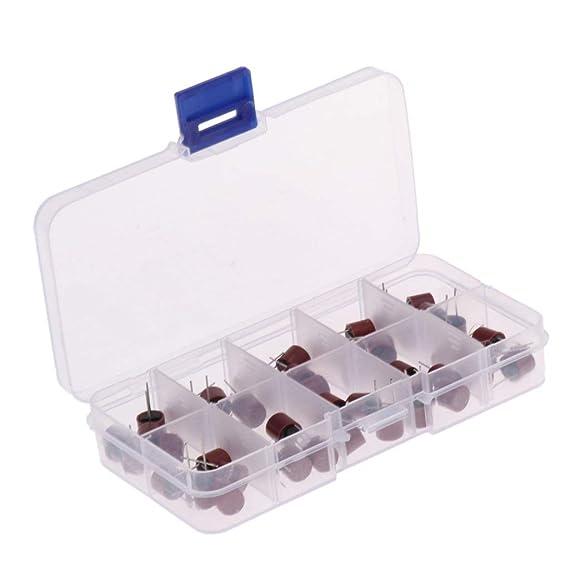 Juego de 50 fusibles TR5 Serie Micro Fuse Surtido Kit 1A-6.3A 250V TR5//5TR Miniatura Micro Llevar Fusible Micro Fusible 10 valores cada 5 unidades