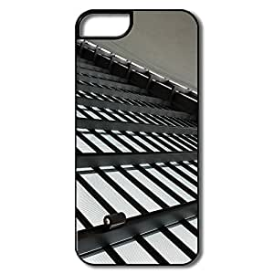 Pop Tall Building Wall Case For IPhone 5/5s by lolosakes