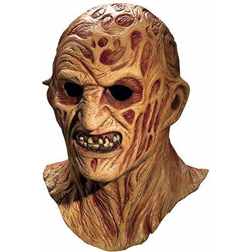 Deluxe Freddy Mask Costume Accessory -