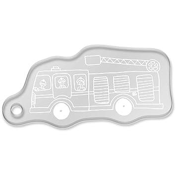 Azeeda Camion de Bomberos Llavero Grande (AK00012888 ...