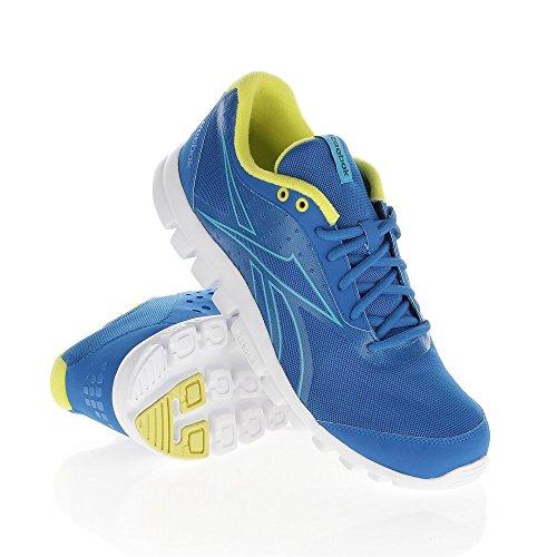 Farbe 42 Olivgrün Reebok Run 30 Yourflex Größe 5 Blau wPB6fv