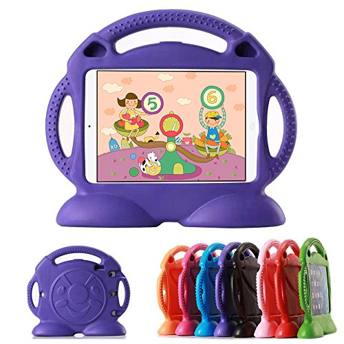 Lioeo iPad Case Kids Lightweight
