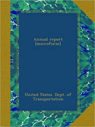 Annual report [microform]