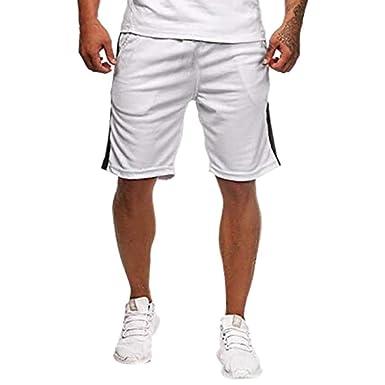 Pantalón Adaptado Hombre Color Gris/Marino - Tallas Grandes ...