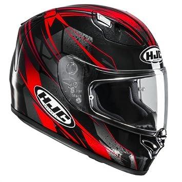HJC 12590107 Casco de Moto, Toba, Talla S