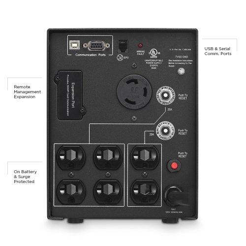 CyberPower PR3000LCDSL UPS