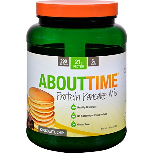 Protein Pancake Mix (About Tim...
