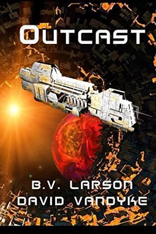 book cover of Outcast