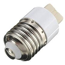E27 To G9 adaptor - E27 Male to G9 Female Base Socket Adapter LED Halogen Light Lamp Bulb Converter