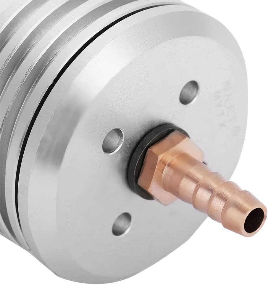 Line Clamp Set Aramox 6mm 1//4 Zoll Motorrad Roller Platz Kraftstofffilter Kraftstoffschlauch Red Kraftstofffilter