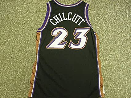 Image Unavailable. Image not available for. Color  Pete Chilcutt Utah Jazz  1996-2003 Utah Jazz Game Worn Jersey 91709ec72