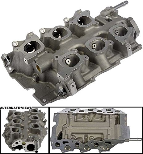 APDTY 726588 Aluminum Lower Intake Manifold Assembly Fits 1999-2003 Ford Windstar 3.8L V6 (Replaces 1F2Z9424BA, - Intake Ford Windstar Manifold